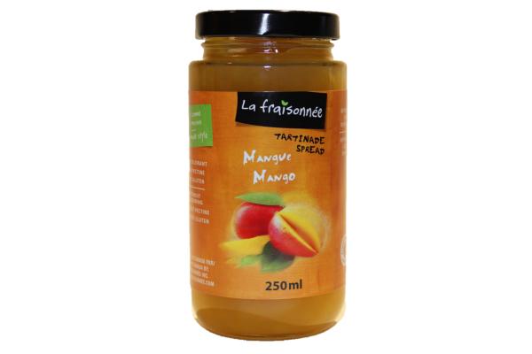 0158 - Tartinade mangue - La Fraisonnée