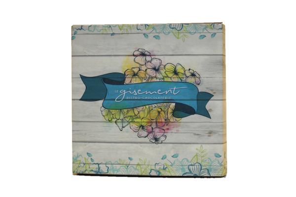 4904 - Carte générale fleurs - Le Gisement