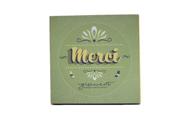 4905 - Carte général merci vert - Le Gisement