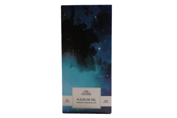 4924 - Chocolat au lait fleur de sel - Le Gisement