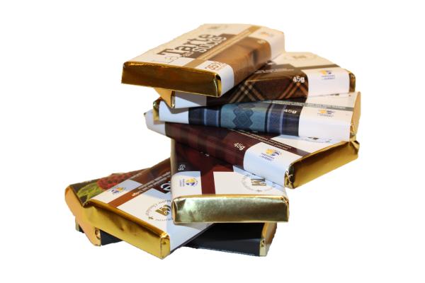 Les chocolats Martine - Barres 45g